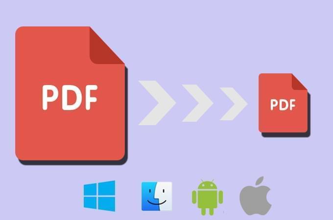 haalbare oplossingen voor verkleinen van pdf bestandsgrootte