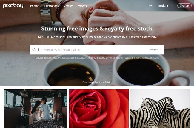 7 Free Websites For Images Without Copyright